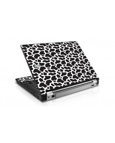 Black Giraffe Dell E6500 Laptop Skin