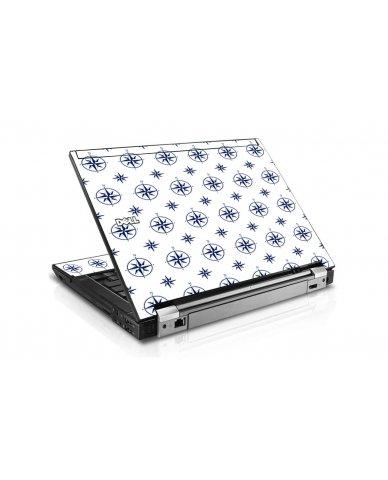 Nautical Dell E6500 Laptop Skin