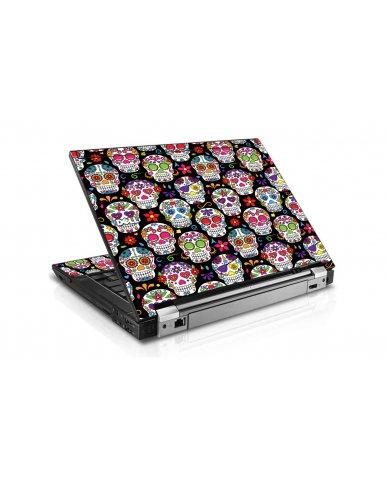 Sugar Skulls Seven Dell E6500 Laptop Skin