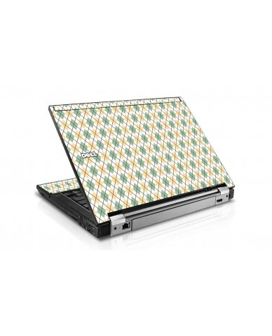Argyle Dell E6510 Laptop Skin