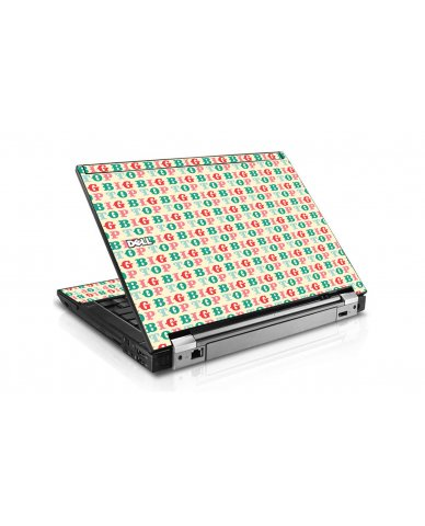 Big Top Dell E6510 Laptop Skin