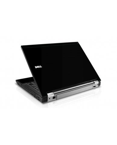 Black Dell E6510 Laptop Skin