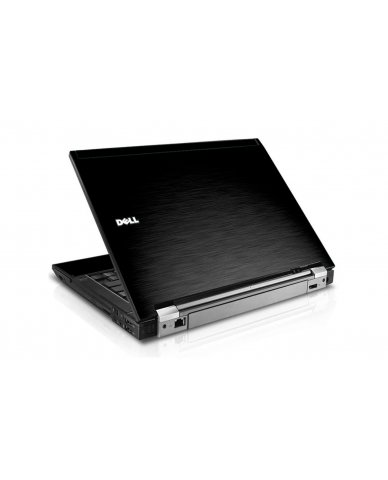 Mts Black Dell E6510 Laptop Skin