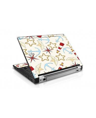 Nautical Lighthouse Dell E6510 Laptop Skin