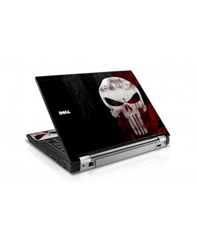 Punisher Skull Dell E6510 Laptop Skin