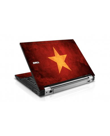 Vietnam Flag Dell E6510 Laptop Skin