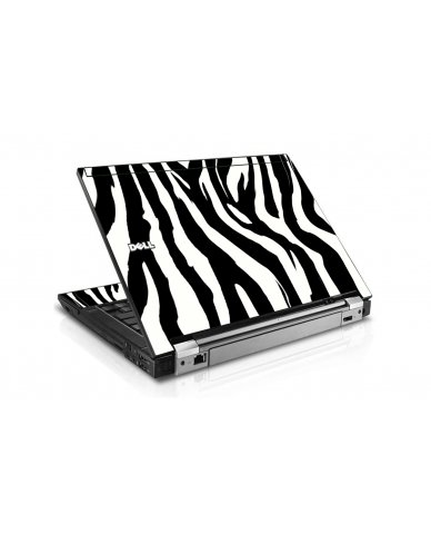 Zebra Dell E6510 Laptop Skin