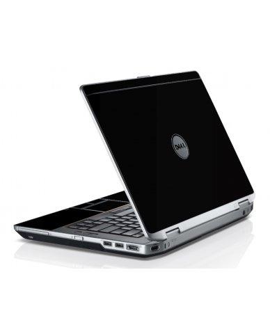 Black Dell E6520 Laptop Skin