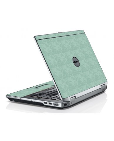 Dreamy Damask Dell E6520 Laptop Skin