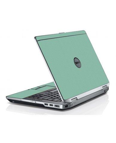 Dreamy Stripes Dell E6520 Laptop Skin