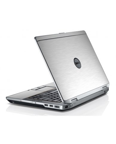 Mts #1 Textured Aluminum Dell E6520 Laptop Skin