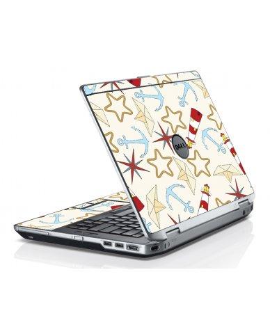 Nautical Lighthouse Dell E6520 Laptop Skin