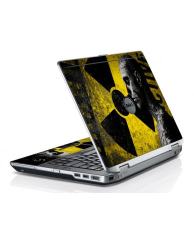 Biohazard Zombie Dell E6530 Laptop Skin