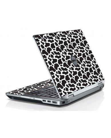 Black Giraffe Dell E6530 Laptop Skin