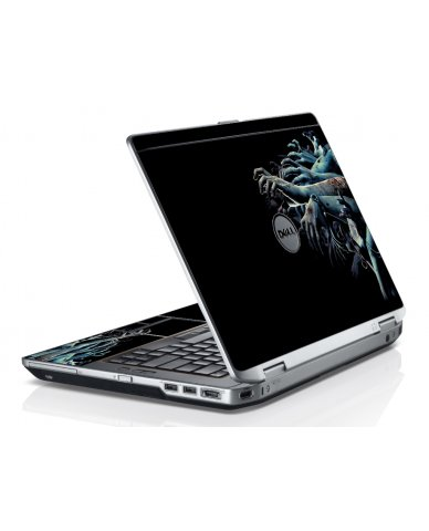 Zombie Hands Dell E6530 Laptop Skin
