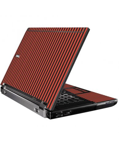 Black Red Versailles Dell M4400 Laptop Skin