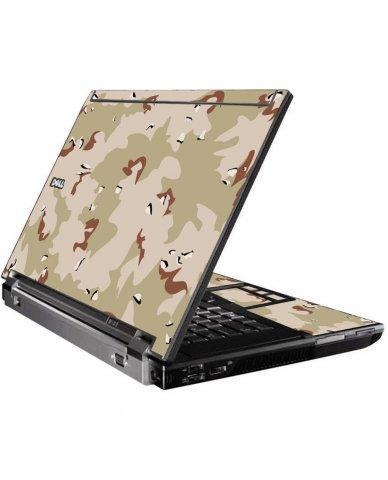 Desert Camo Dell M4400 Laptop Skin