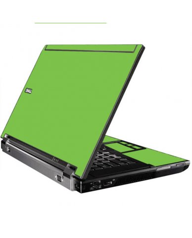 Green Dell M4400 Laptop Skin