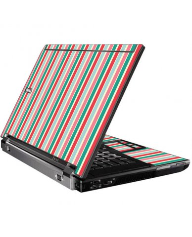 Gum Stripes Dell M4400 Laptop Skin