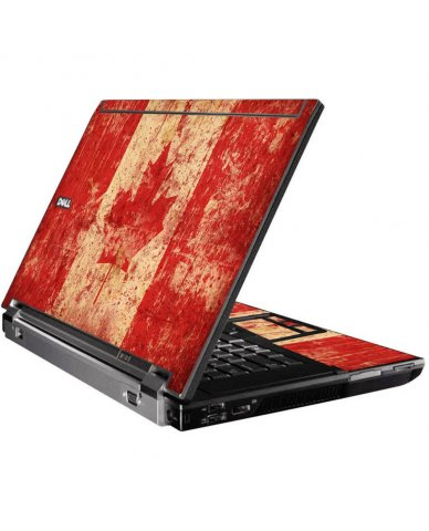 Canadian Flag Dell M4500 Laptop Skin