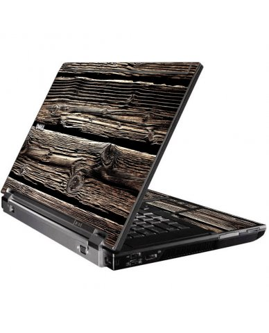 Wood Dell M4500 Laptop Skin