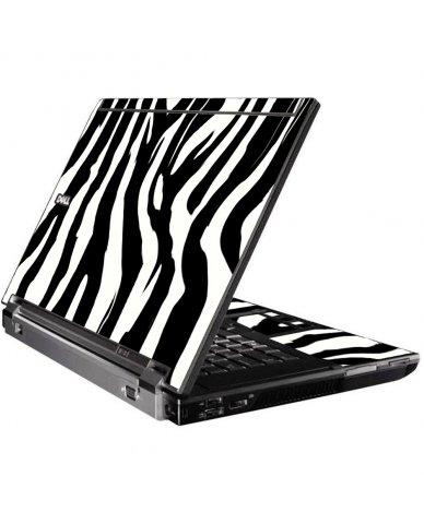 Zebra Dell M4500 Laptop Skin