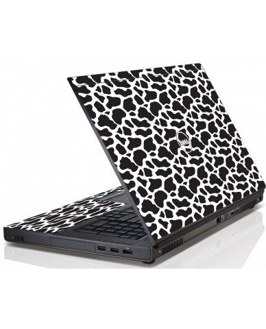 Black Giraffe Dell M4600 Laptop Skin