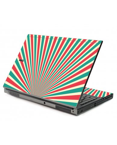 Circus Tent Dell M6400 Laptop Skin