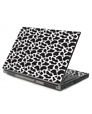 Black Giraffe Dell M6400 Laptop Skin