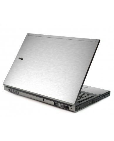 Mts #1 Textured Aluminum Dell M6400 Laptop Skin