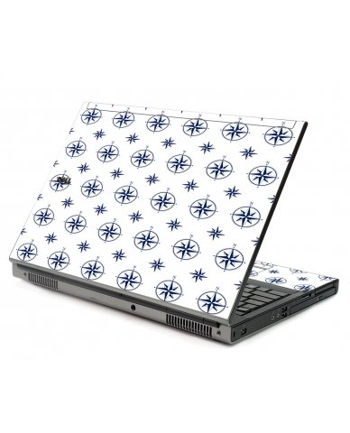 Nautical Dell M6400 Laptop Skin
