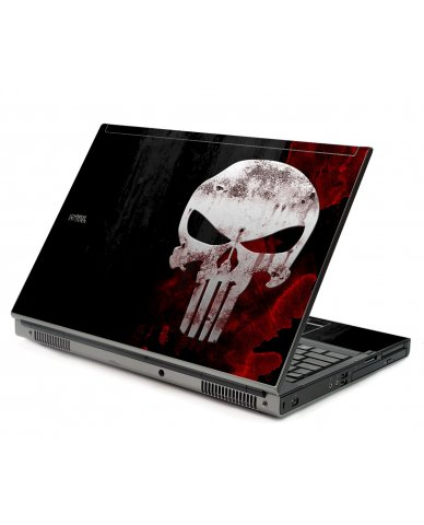 Punisher Skull M6400 Laptop Skin