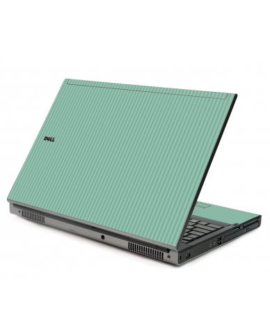 Dreamy Stripes Dell M6500 Laptop Skin