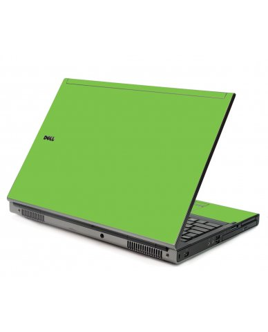 Green Dell M6500 Laptop Skin