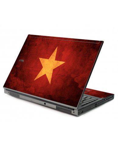 Vietnam Flag Dell M6500 Laptop Skin