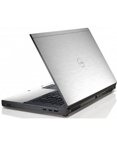 Mts #1 Textured Aluminum Dell M6600 Laptop Skin