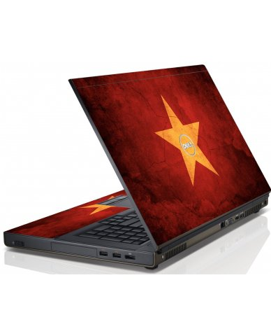 Vietnam Flag Dell M6600 Laptop Skin