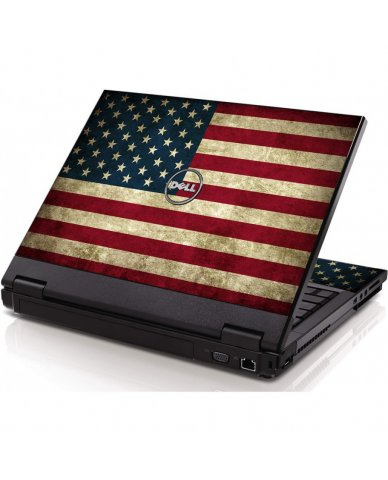 American Flag Dell 1320 Laptop Skin