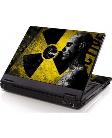 Biohazard Zombie Dell 1320 Laptop Skin