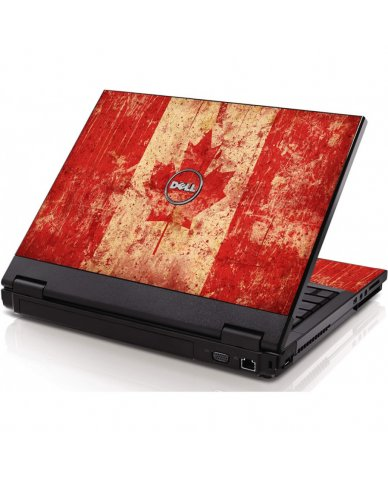 Canada Flag Dell 1320 Laptop Skin
