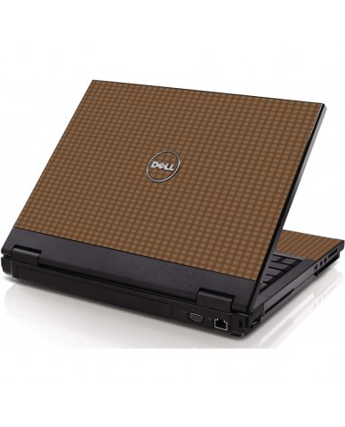 Dark Gingham Dell 1320 Laptop Skin