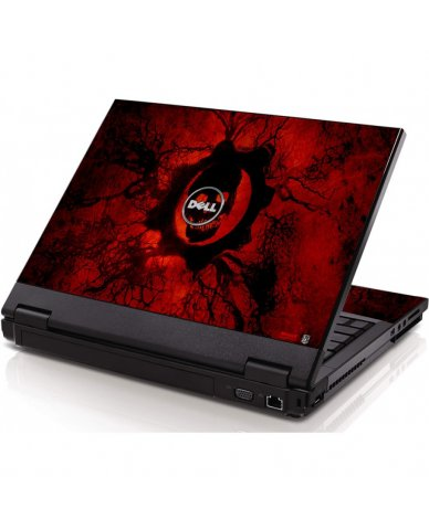 Dark Skull Dell 1320 Laptop Skin