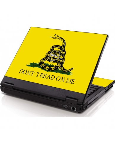 Dont Tread On Me Dell 1320 Laptop Skin