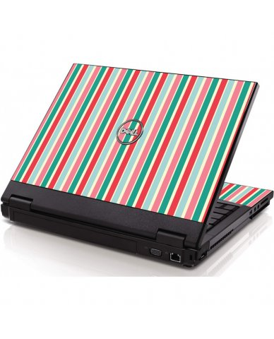 Gum Stripes Dell 1320 Laptop Skin