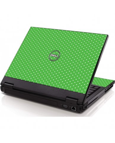 Kelly Green Polka Dell 1320 Laptop Skin