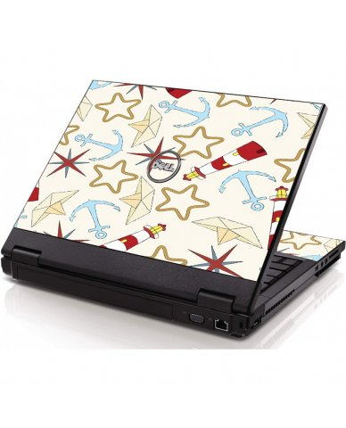 Nautical Lighthouse Dell 1320 Laptop Skin