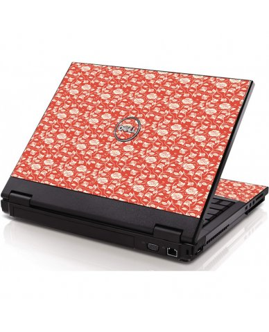 Pink Roses Dell 1320 Laptop Skin