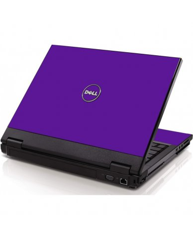 Purple Dell 1320 Laptop Skin