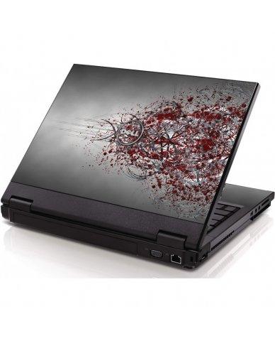 Tribal Grunge Dell 1320 Laptop Skin