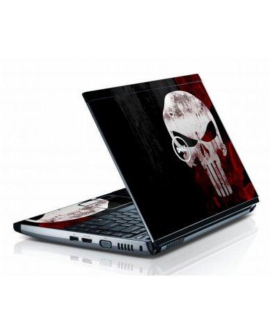 Punisher Skull Dell 3300 Laptop Skin
